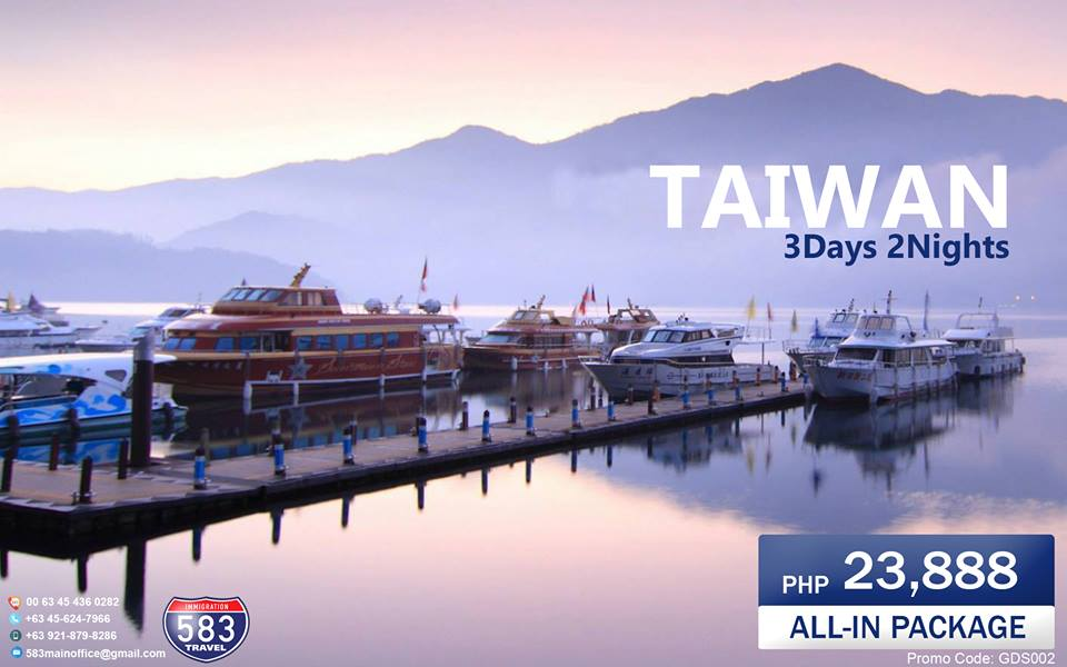 Taiwan 3Days 2Nights